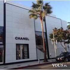 Butik Chanel.