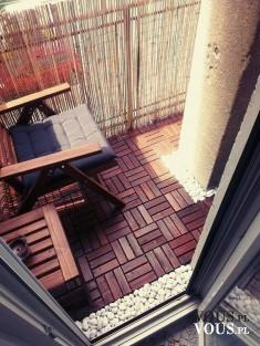Ładny balkonik w bloku. Jak urządzić balkon w bloku?