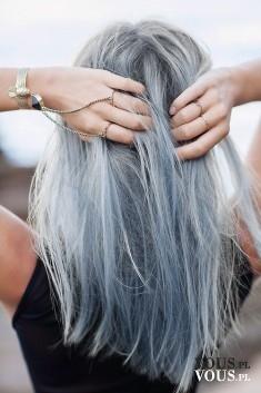 nienaturalne kolory włosów, cudowne
