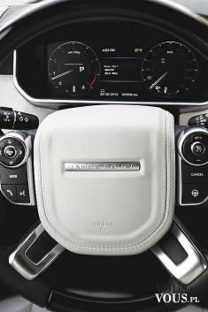 wnętrze samochodu, luksusowy samochód, sportowe auto