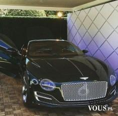 czarny samochód, luksusowe auto