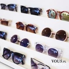 Jakie okulary przeciwsłoneczne są modne,