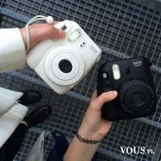 stylowe aparaty fotograficzne