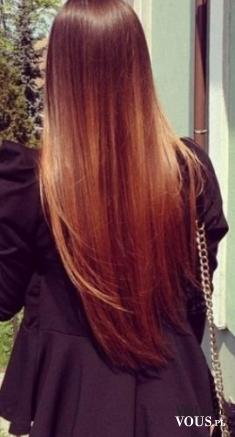 Zdrowe, lśniące włosy. Jak pielęgnować włosy. Domowe sposoby na zdrowe włosy.