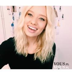 Makijaż do blond włosów, jaki makijaż do jasnych włosów, naturalny makijaż, delikatny makijaż