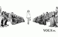 Pokaz mody, białe przejście, śliczny rysunek, śliczny szkic pokazu mody, coco chanel couture fas ...