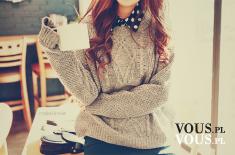 Sweterek, bo zima