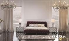 Ekskluzywne meble do sypialni Diore