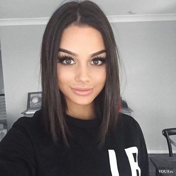 Cudowna kobieta, piękna twarz