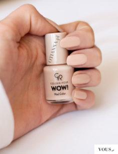 Lakier do paznokci Golden Rose – WOW! – numer 93