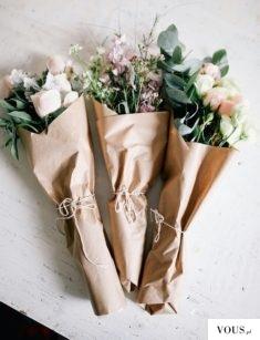 kwiaty w papierze