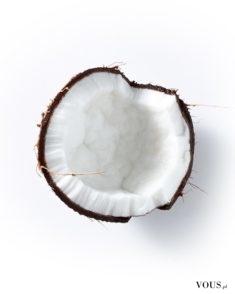 Kokos – jak wygląda wnętrze kokosu?