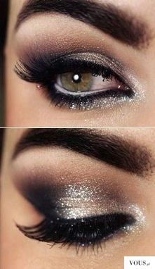 Cudowny makijaż wieczorowy