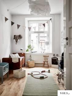 wnętrze pokoju dziecięcego   pokój dziecięcy dekoracje ozdoby