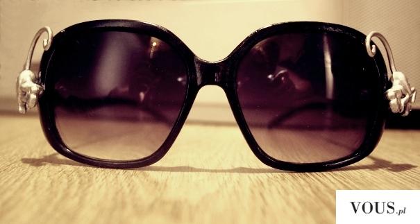 Ważkowa : okulary z małpkami Diy