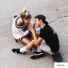kochająca się para