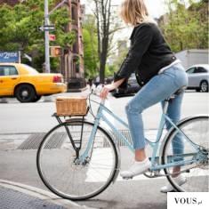 najładniejsze rowery miejskie, moda na rower, co ubrać na rower?