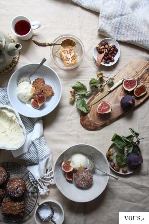lody figowe na śniadanie