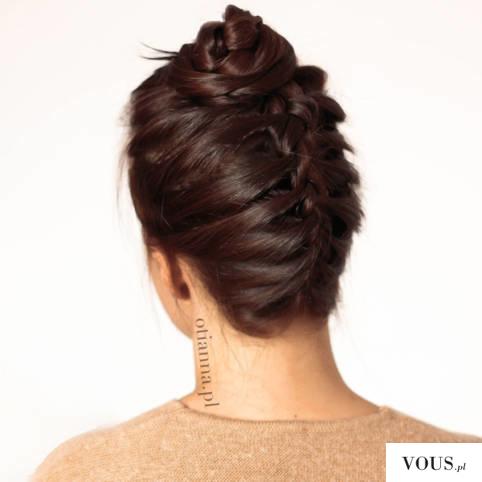 braid up side down / how to braid hair upside down? how to french braid hair upside down? jak zr ...