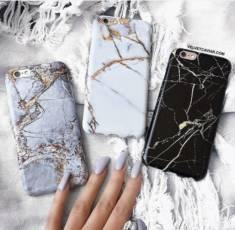 Gdzie kupić marmurową obudowę na iPhone ? ♡