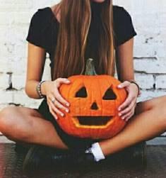pomysł na dynie na halloween
