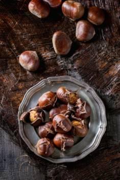 Pieczone kasztany – CookMagazine