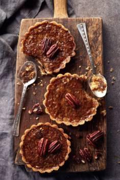 Tartaletki z orzechami pekan – CookMagazine