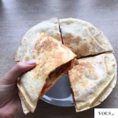 Jaki przepis tortilla fit dietetyczna by Deynn?