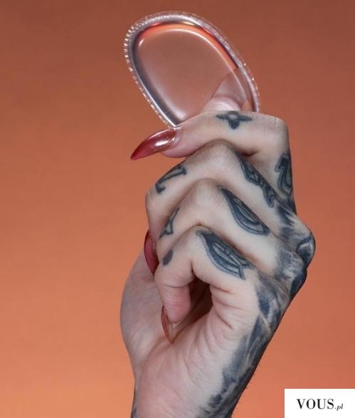 SiliSponge – silikonowy aplikator do makijażu   silikonowy beauty blender