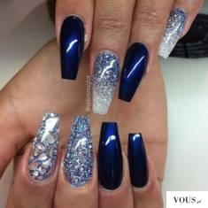 manicure new year 2017