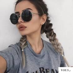 Modne okrągłe okulary, gdzie można kupić duże okulary przeciwsłoneczne?