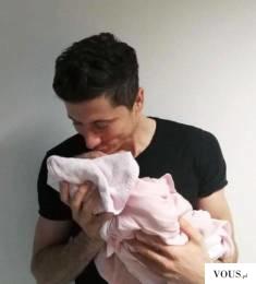 Lewandowski ma dziecko, córeczka – Klara Lewandowska