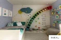 Tęczowy pokój