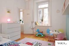 Piękny pokój dziecięcy