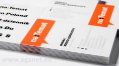 tandardowej grubości papier jest laminowany grubą folią 250 mic w wyniku czego ma się wrażenie g ...