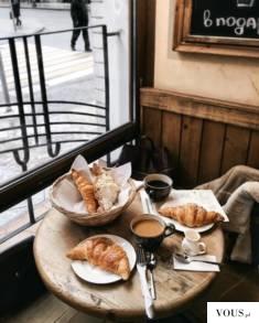 Francuskie śniadanie