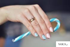 Dla osób które lubią słodziutkie odcienie, propozycja połączenie jasnoróżowej Waty Cukrowej, z n ...
