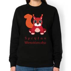 Bluza Sprytna Wiewióreczka