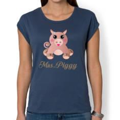 Koszulka Mrs.Piggy