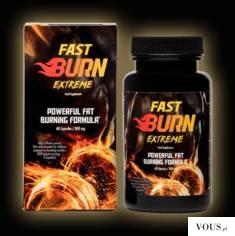 Fast Burn Extreme – najlepszy spalacz tłuszczu, dzięki, któremu dużo osób schudło