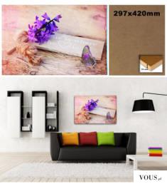 Obrazy na płycie MDF. Idealne do młodzieżowego pokoju. Boki pomalowane na biało, obraz gotowy do ...