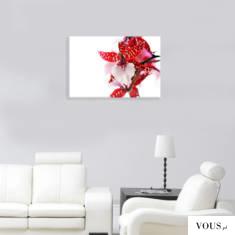 #Storczyki są jednymi z najpiękniejszych kwiatów. Taki obraz na #płótnie #canvas będzie wspaniał ...