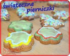 Domowe pierniczki to nie tylko słodkie aromatyczne ciasteczka, ale też wspaniała dekoracja stołu ...