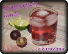 Drink Vodka Cranberry nie wymaga wcale nadzwyczajnych barmańskich zdolności – jest bardzo efekto ...