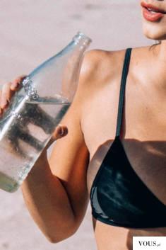Picie wody jest bardzo ważne!