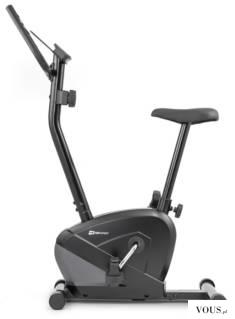 Domowa siłownia z rowerem treningowym od www.hop-sport.pl