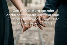 ✩ Og Mandino cytat o miłości ✩ | Cytaty motywacyjne