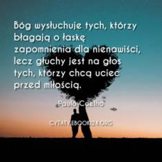 ? Paulo Coelho cytat o ?asce zapomnienia i miłości ? | Cytaty motywacyjne