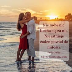 ✩ Paulo Coelho cytat o miłości ✩ | Cytaty motywacyjne