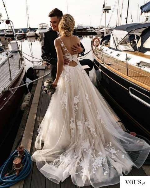 wesele na łodzi